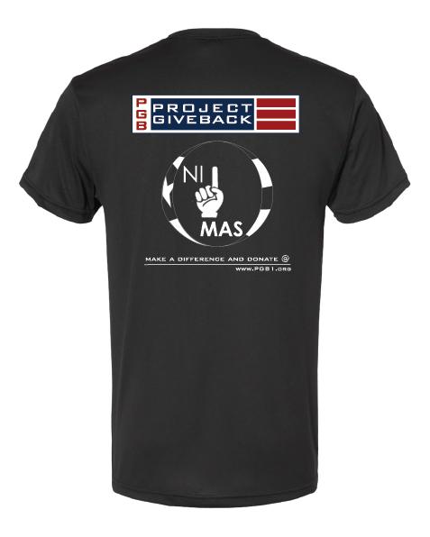 Run 4 Her Back T-Shirt